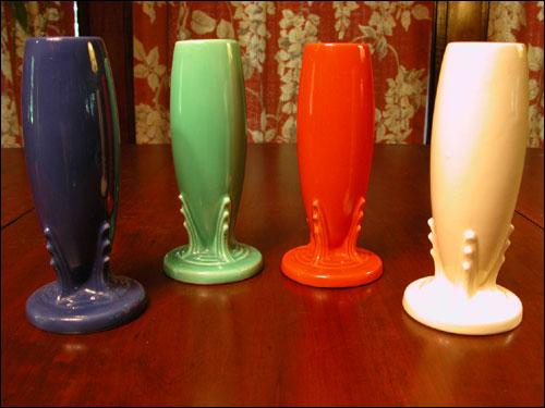 Vintage Fiesta Pottery line Identification Gallery