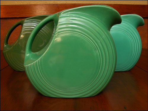 Identification and Information on Vintage Fiesta Pottery: Fiestaware