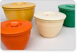 Identification and Information on Vintage Fiesta Pottery: Fiestaware ...